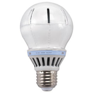 MotivationUSA * LED Advanced Light Bulbs A-19, 60 Watts, Cool White