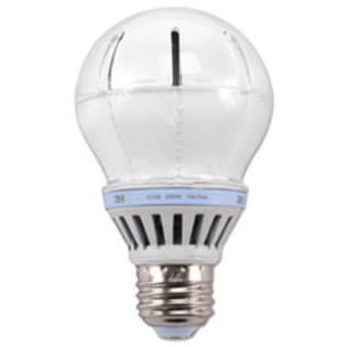 MotivationUSA * LED Advanced Light Bulbs A-19, 57 Watts, Cool White