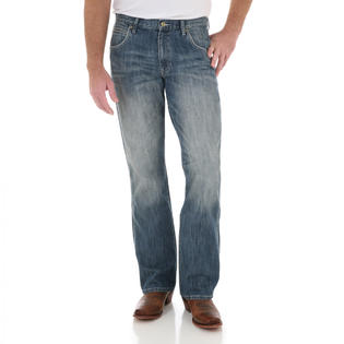 Wrangler Retro Mens Break Barriers Wash Boot Cut Jeans Western Wear 32 Inseam at Sears.com