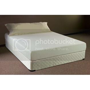 "Zzz Sleep products Memory Foam Eco-Friendly 8"" Mattress - Twin XL at Sears.com"