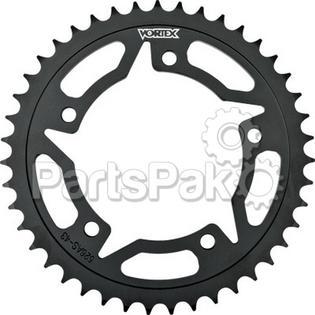 Vortex 454S-41; Steel Rear Sprocket Black 41T