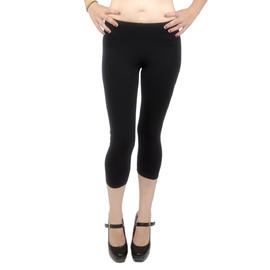 VF Manufacturing Capri Leggings - Cotton, Regular and Plus Size at Sears.com
