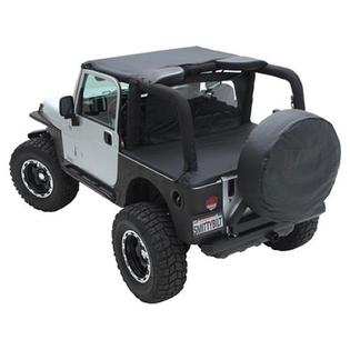 Smittybilt 773635 Spare Tire Cover at Sears.com