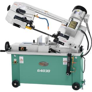 "Grizzly 6-1/2"" x 9 1/2"" Metal-Cutting Bandsaw at Sears.com"