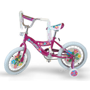 Little Angel Flower 16 inches Girls Bike (Purple) at Sears.com