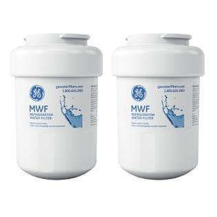 GE SmartWater MWF Refrigerator Water Filter, 2-Pack at Sears.com