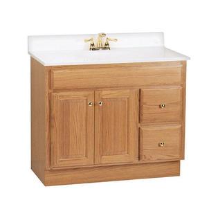 Continental Cabinets Vanity Cabinet Wilmington 31 in  x 36 in  x Mfg. Vanity Tops   Granite Vanity Tops   Sears