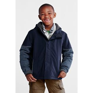 Lands' End Little Boys' Squall Waterproof Jacket at Sears.com