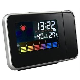 DB Power Digital weather Projection Snooze Alarm Clock Color Display LED with Backlight at Sears.com