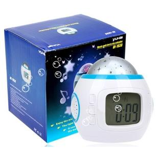 DB Power New arrival! Music star calendar projection alarm clock at Sears.com
