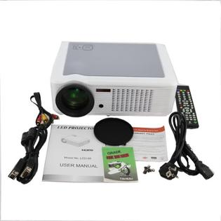 DB Power HTP HD Ready LED Home Movie Projector USB HDMI 1080i/p PS3 Xbox PC 2000 lumens at Sears.com