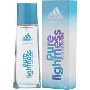 Adidas Pure ADIDAS PURE LIGHTNESS by Adidas EDT SPRAY 1.7 oz. --(Pack Of 2)