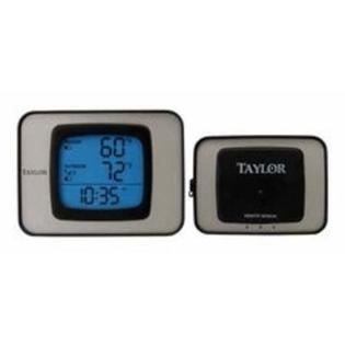 Taylor 1525 Wireless Indoor/Outdoor Thermometer With Hygrometer at Sears.com