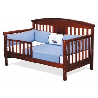 DaVinci Elizabeth II Convertible Toddler Bed - Finish: Cherry at Sears.com