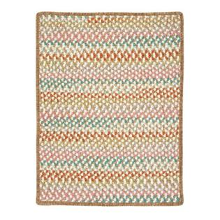 COLONIAL MILLS Color Frenzy Sandbox Rug - Rug Size: Square 6' x 6' at Sears.com