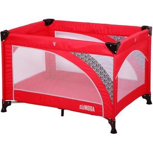 Mia Moda Playgio Playard - Color: Red at Sears.com