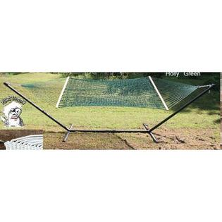 Buyers Choice PHAT TOMMY Olefin Hammock & Hammock Stand Combo - Color: Cranberry at Sears.com