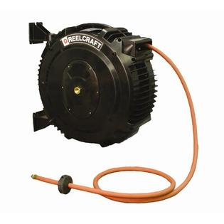 "Reelcraft 0.5"" x 50', 138 psi, Air / Water Delivery Reel with Hose at Sears.com"