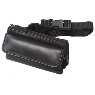 Winn International Leather Mini-Fanny Pack - Color: Black at Sears.com