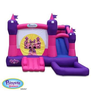 Blast Zone Princess Combo Bounce House at Sears.com