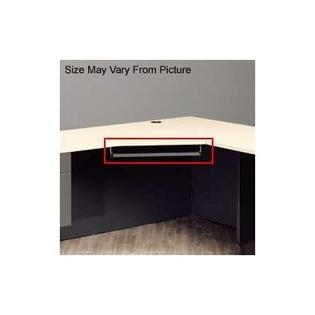 "High Point Furniture 29"" W Pull-out Keyboard Platform Compatible with Atlas and Hyperwork Desks - Finish: Graphite at Sears.com"