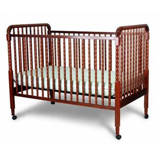 Angel Line Jenny Lind Fixed Side Crib - Finish: White at Sears.com