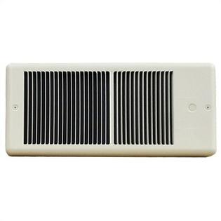TPI Low Profile6,826 BTU 208 Volt 9.6 Amp Fan Forced Wall Electric Space Heater - Finish: Ivory at Sears.com