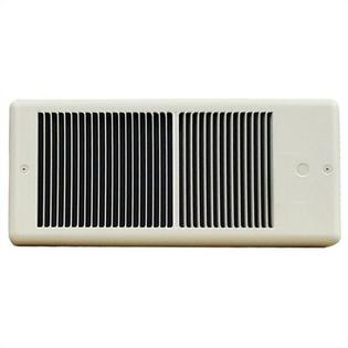 TPI Low Profile Fan Forced Wall Electric Space Heater with Wall Box - Color / Power: Ivory / 2,560 btu at Sears.com