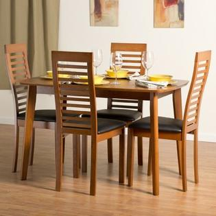 Aeon Furniture Dayton Dining Table - Finish: Cherry at Sears.com