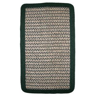 "Thorndike Mills Town Crier Green Rug - Rug Size: 5'6"" x 8'6"" at Sears.com"