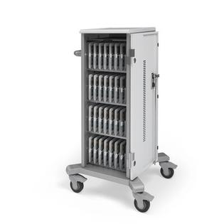Anthro Big Case Tablet Charging Cart, 32 Unit - Color: Polar White at Sears.com