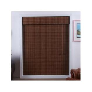 "Top Blinds Arlo Blinds Bamboo Roman Shade in Triben - Size: 20"" W x 54"" H at Sears.com"