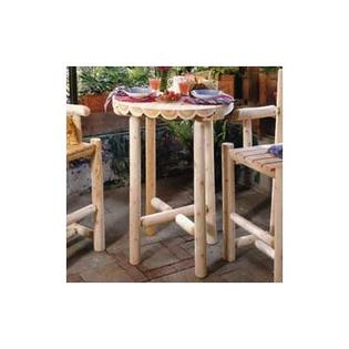 "Rustic Cedar Bistro Table - Table Top Size: 32"" at Sears.com"