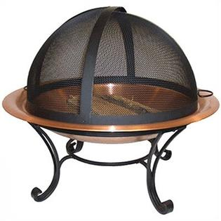 "Corral Easy Access Fire Pit Spark Screen - Size: 28"" screen at Sears.com"