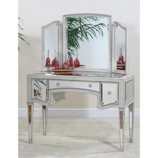 Ultimate Accents Manhattan Dressing Table & Mirror at Sears.com