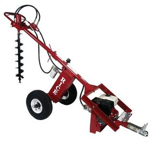 Rice Hydro Torque Series Towable Auger w/ Robin Engine at Sears.com
