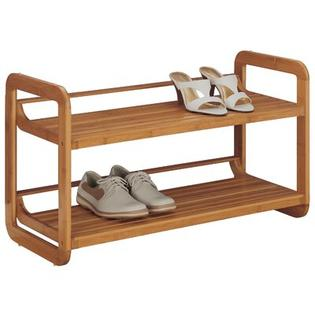 OIA 2 Tier Stackable Shoe Rack at Sears.com
