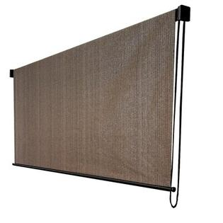 Keystone Fabrics Silver Series Roll Up Shade - Size: 4' x 6', Color: Cabo Sand at Sears.com