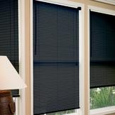 "Radiance Energy Efficient Roman Shade - Color: Black, Size: 64"" H x 39"" W at Sears.com"