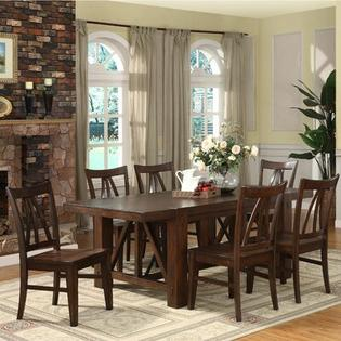 Riverside Furniture Castlewood Dining Table (5 Pieces)