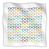 "Kess InHouse Microfiber Fleece Throw Blanket - Size: 80"" L x 60"" W, Color: Sunglasses At Night at Sears.com"