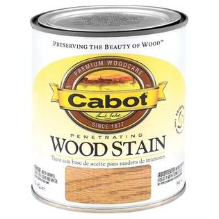 CabotStain 1 Quart Ebony Interior Oil Wood Stain 144-8132 QT at Sears.com