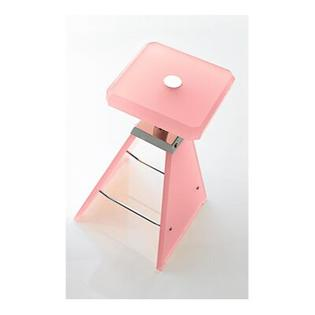 Toscanaluce by Nameeks Washroom Stool - Finish: Pink at Sears.com