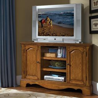 "Home Styles Country Casual 50"" Corner TV Stand at Sears.com"