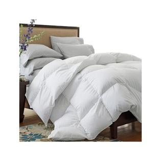 Simple Luxury Oversized 330 Thread Count All-Seasons Down Blend Comforter - Size: King at Sears.com