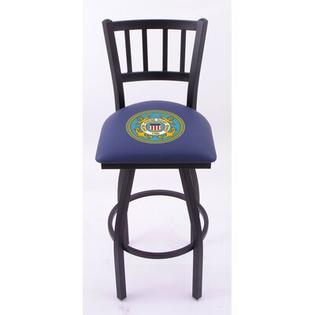 "Holland Bar Stool US Military Jailhouse-Back Barstool  - Size: 30"" Height, Team: United States Coast Guard at Sears.com"