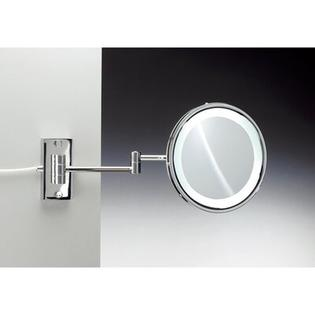 Windisch by Nameeks Warm Light Makeup Mirror - Finish: Satin Nickel at Sears.com