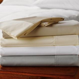 Down Inc. 400 Thread Count Sateen Sheet Set - Size: Full at Sears.com