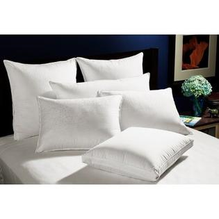 Down Inc. Cambric 230 Thread Count 90% White Duck Feather and 10% Snow White Down Sleeping Pillow - Size: King at Sears.com