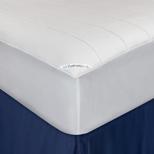Sealy Posturepedic Washable Memory Foam Fitted Mattress Protector - Size: Queen
